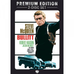 Bullit Steve McQueen Cover DVD