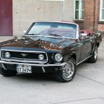 Ford Mustang Cabrio 1967 GT