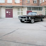 Ford Mustang Cabrio 1968 GT