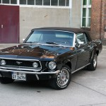 Ford Mustang Cabrio GT