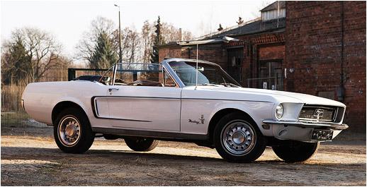 Mustang 1968 Cabrio
