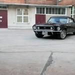 Mustang Cabrio 1967