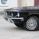 Mustang Cabrio 1967 GT