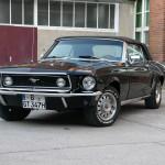 Mustang Cabrio 1968