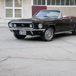 Mustang Cabrio 1968 GT