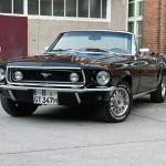 Mustang Cabrio GT