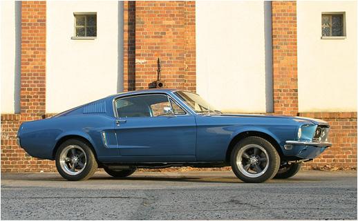 Mustang Fastback 1968 GTA390
